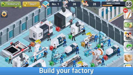 Industrialist - strategy (Mod)