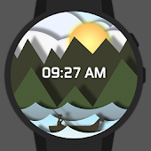 Time Sailor Animated Watchface