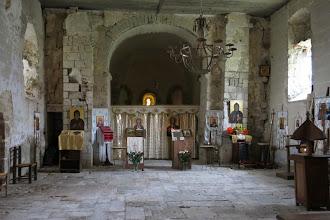 Photo: L'église est du IXème siècle