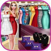 Mall Girl Dress Up Game