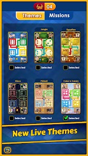 Ludo King™ Mod APK (Unlimited Coins, Gems & Six) 6