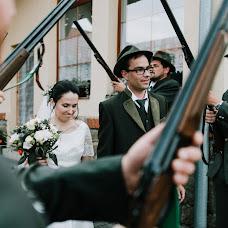 Wedding photographer Vítězslav Malina (malinaphotocz). Photo of 02.10.2018