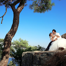 Wedding photographer Sinan Kılıçalp (istanbul). Photo of 02.02.2017