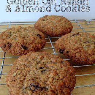 Almond Raisin Cookies Recipes