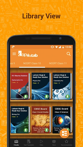 NCERT Books & Solutions Free Downloads 3.2.6 screenshots 3
