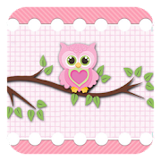 Cute Owls for Samsung/Huawei