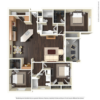 Go to H Floorplan page.