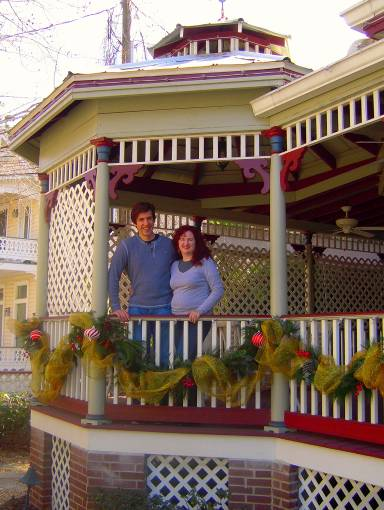 Cedar House of St. Augustine