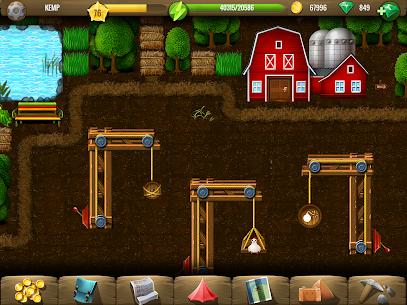 Diggy's Adventure: Escape this 2D Mine Maze Puzzle 5