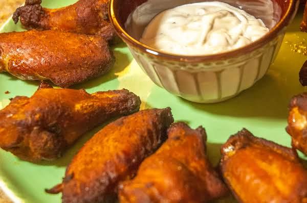 Amazing Smoked Chicken Wings Recipe