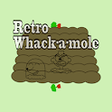 Retro Whack-A-Mole icon