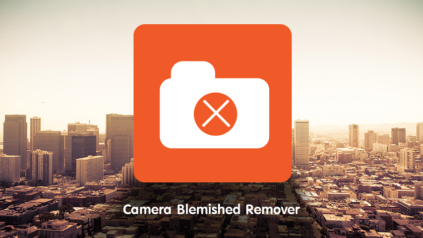 android Camera Blemished Remover Screenshot 1