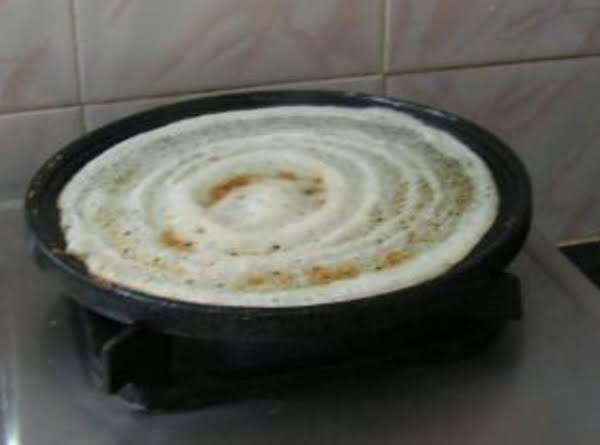 This Is How You Want It To Look When Its Spread Out In The Pan While Cooking