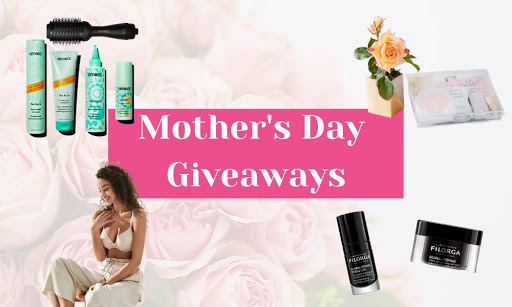 6 Days Of Mother's Day Giveaways Ft. WonderBra, Evio, Amika & More