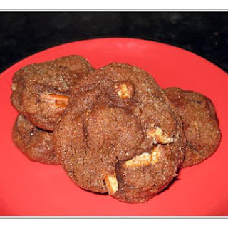 Tex Mex Chocolate Cookies