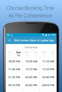 LookForSure: Salon Spa Booking screenshot