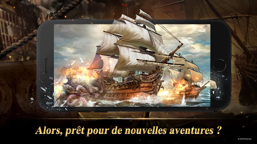 Code Triche Pirates of the Caribbean: ToW APK MOD screenshots 5