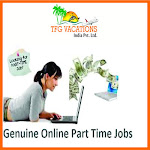 Internet Based Work as Part Time