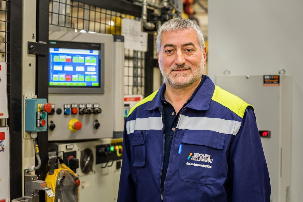 Philippe, Responsable Automatisme