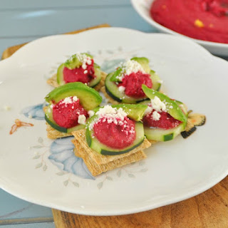 Sweet and savory TRISCUIT appetizers for summer