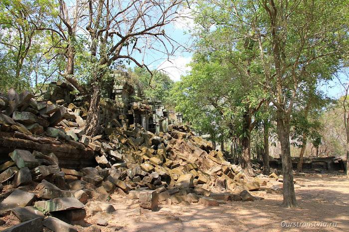 Храмовый комплекс Бенг Мелеа, Сием Рип