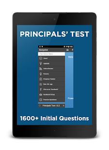 Principals' Test Reviewer- screenshot thumbnail