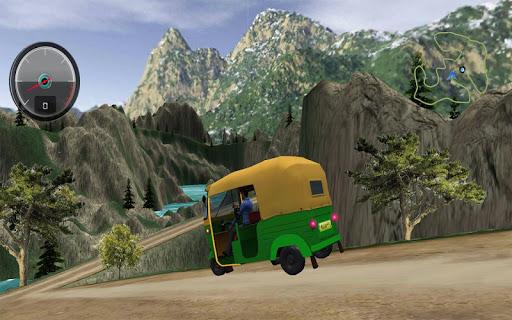 玩免費模擬APP 下載運転 マウンテン トゥクトゥク 人力車 app不用錢 硬是要APP