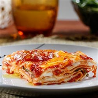 Lasagna With Meat Sauce And Bechamel Recipes