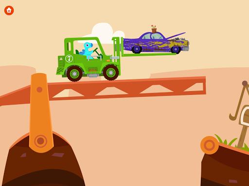 Dinosaur Rescue: Trucks for PC