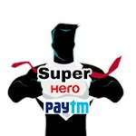 Super Hero Paytm Icon