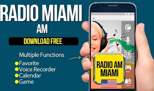 Radio AM Miami - náhled