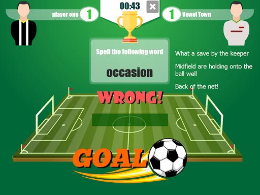 Football Word Cup 1.6 screenshots 9