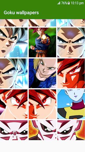 Goku Wallpaper - Ultra Instinct Art 1.0.5 screenshots 5