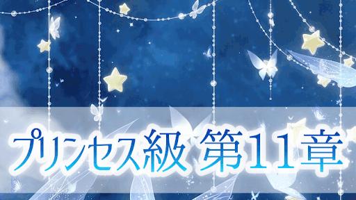 プリンセス級11章