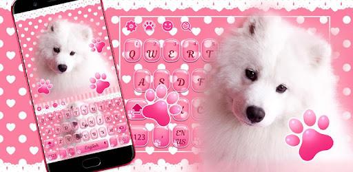 Приложения в Google Play – Pink Cute Pet keyboard