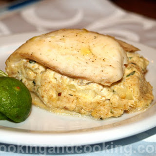 Baked Stuffed Tilapia Recipes.