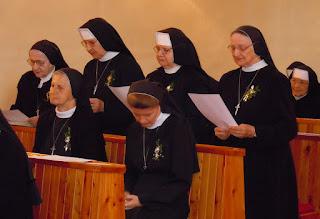 Photo: Oslava 60. jubilea rehoľných sľubov (Vrícko - august 2013)