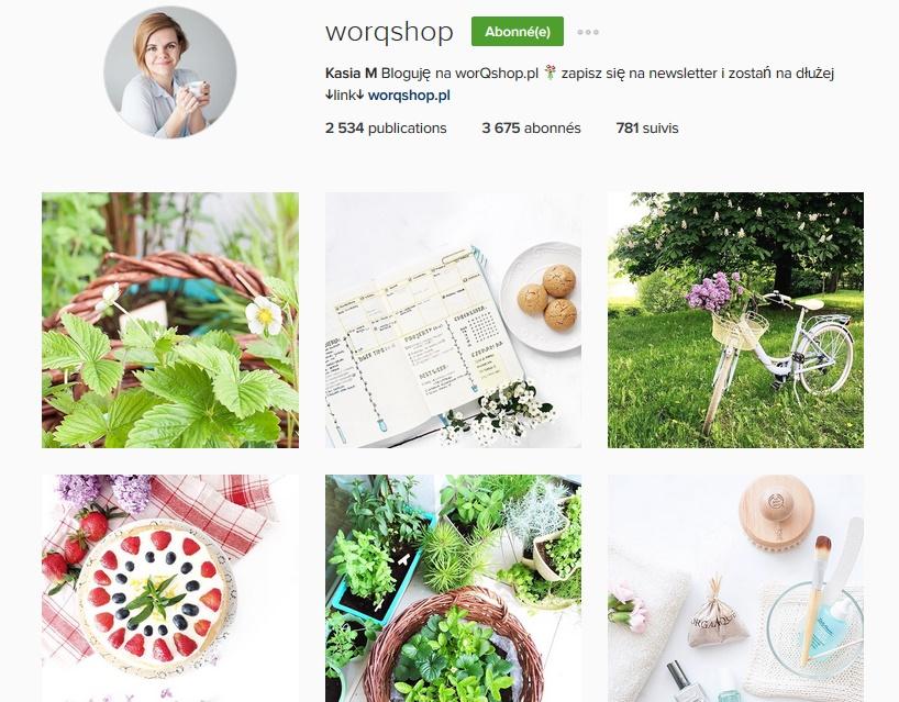 WORQSHOP X Jak zdobyć popularność na Instagramie