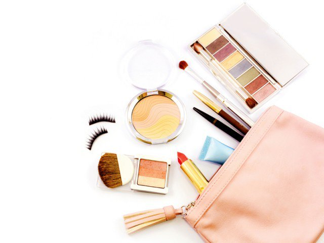 Wearing Too Much Makeup Can Expose The Skin To Harmful Chemicals And Toxins