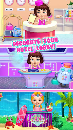 Sweet Baby Girl Hotel Cleanup - Crazy Cleaning Fun 1.0.3 app download 3