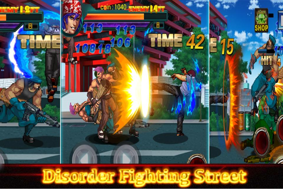 Disorder-Fighting-Street 3