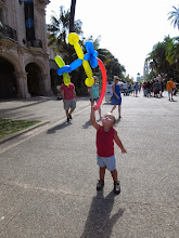 Photo: San Diego - Balboa Park - Could this be a plane?