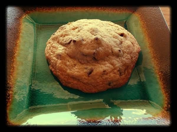 Brownie Stuffed Chocolate Chip Monster Cookie Recipe