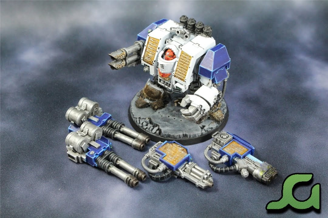 venerable Dreadnought Weapons