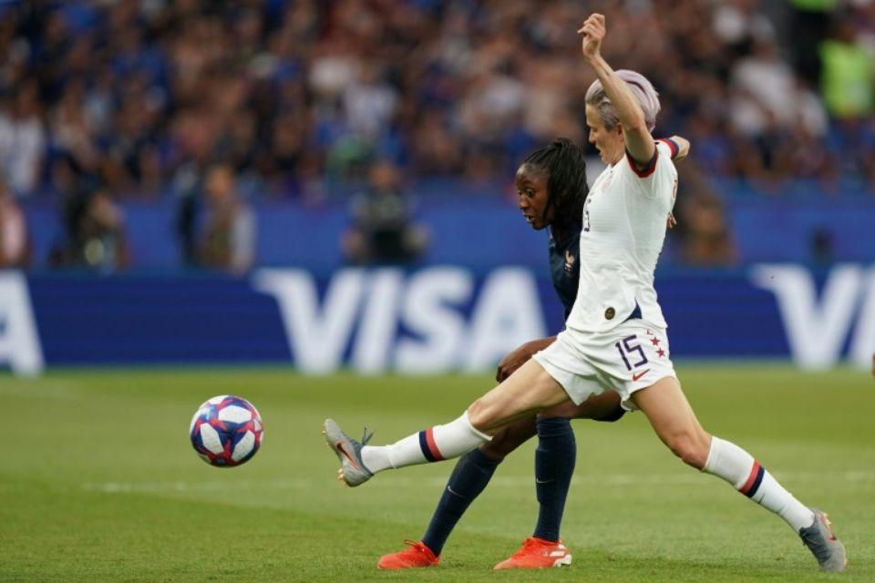 """Résultat de recherche d'images pour """"coupe du monde football feminin france 2019 france usa"""""""