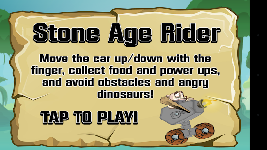 Stone Age Rider- screenshot thumbnail