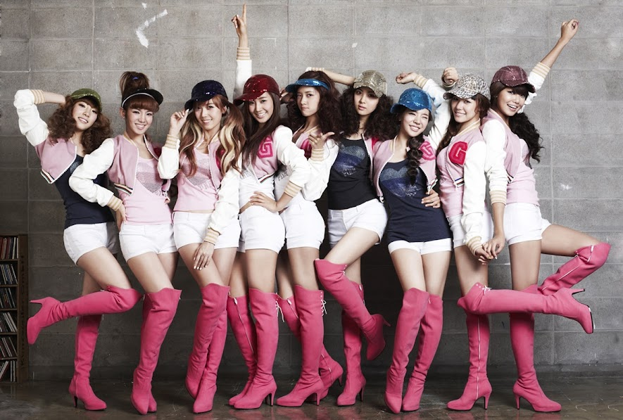 Những nhóm nhạc nữ xinh đẹp của Hàn Quốc - Korean girl Groups