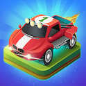 Race Cars Merge Games icon
