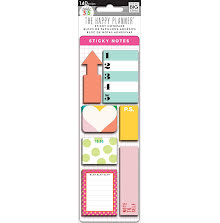 Me & My Big Ideas Create 365 Planner Sticky Notes - Bright