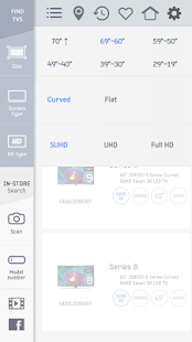 SAMSUNG TV & Remote (IR)- screenshot thumbnail